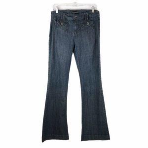 "Madison Jeanswear 10"" High-rise Flare Leg Jeans 4"